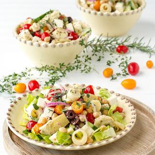 Greek Chopped Salad.