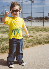 Photo: Here's Hoping Your Thursday ROCKS!  Braden, Age 4, February 2011 #throwbacktuesday   #weareparents   #wearefamily   #rockon