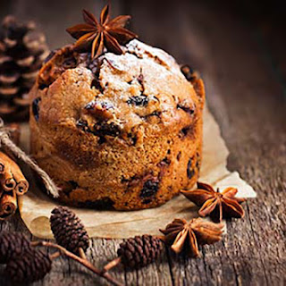 A Delicious Christmas Dried Fruit Fruitcake