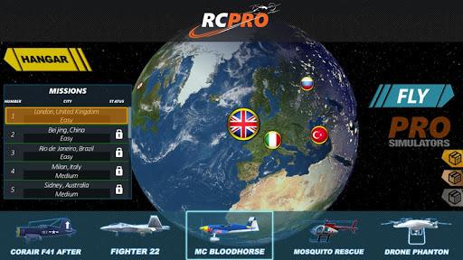 Pro RC Remote Control Flight Simulator Free  screenshots 8