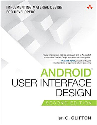 Android User Interface Design Implementing Material Design For Developers 2nd Edition Usability