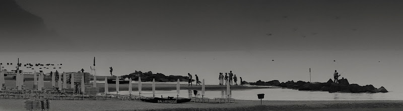 End of a beach day di killerqueen
