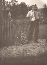 Photo: A. Burbienė, Stasys Valužis (Janinos Burbaitės archyvas)