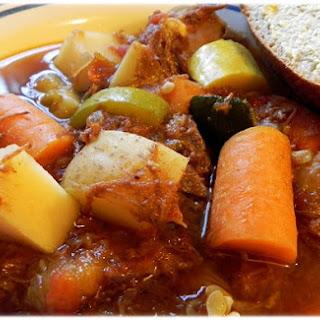 Leftover Swiss Steak Stew Recipe