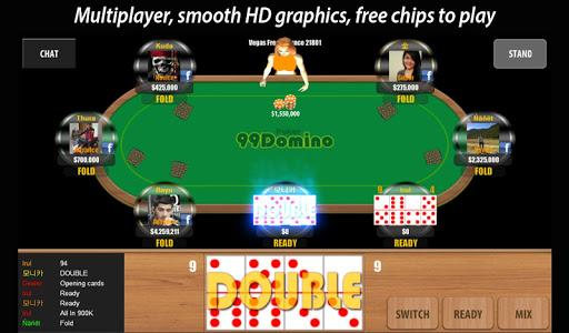 99 Domino Poker v1.3.3 screenshots 15