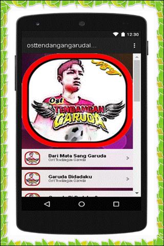 Ost Tendangan Garuda Lengkap 1.0 screenshots 2