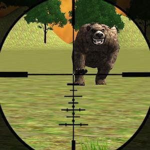 Wild Bear Hunting Sniper 3D
