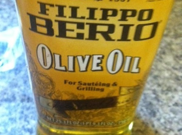 In a sauce pan combine the butter and olive oil. Melt the butter with...