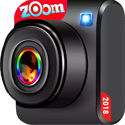Super Zoom HD Camera (New 2018)