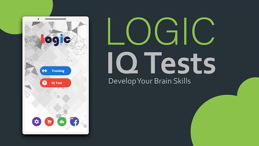 Logic - Brain IQ Tests and Training screenshot 8