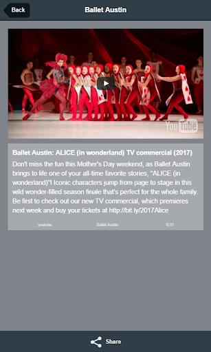 Ballet Austin  screenshots 4