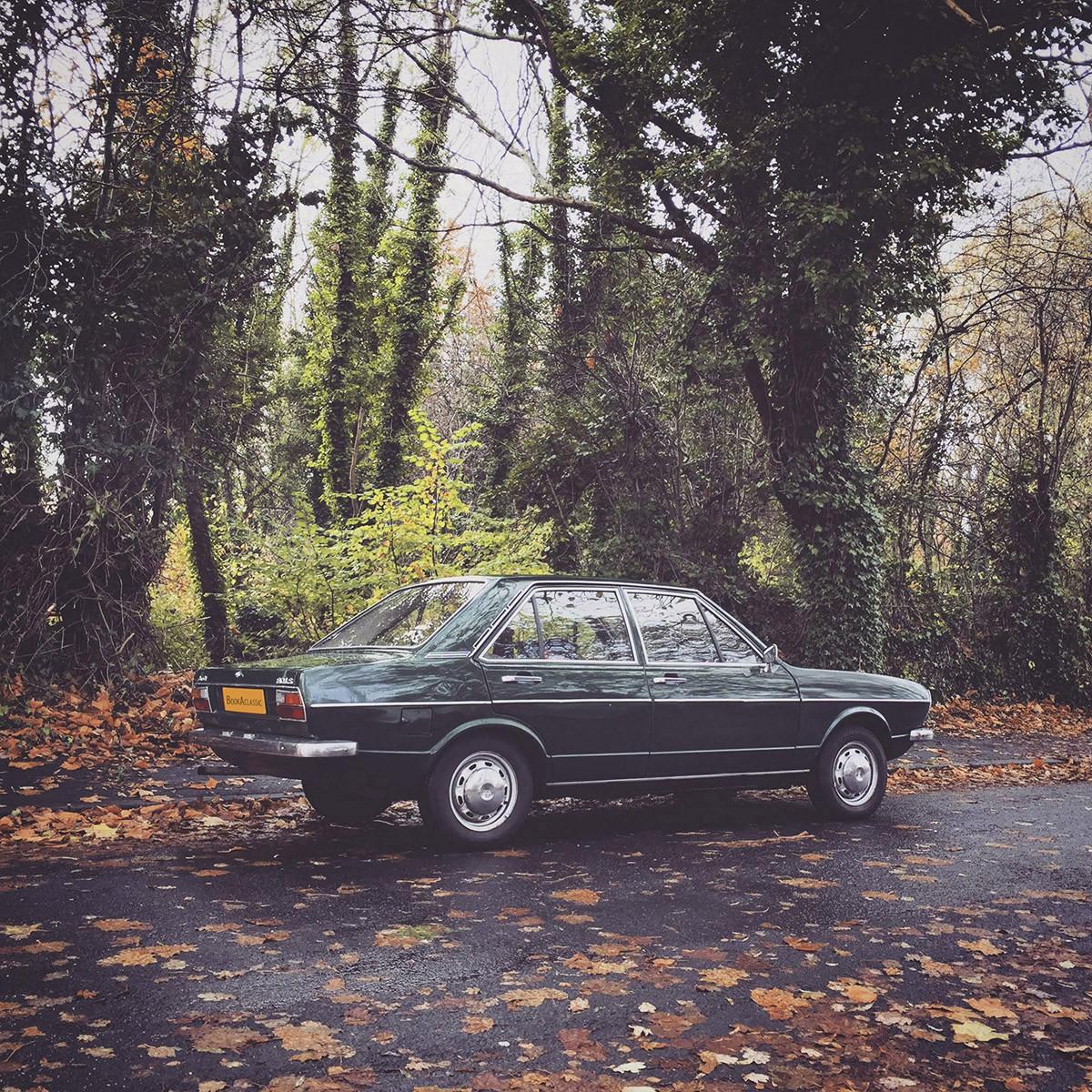 Audi 80 Hire Manchester