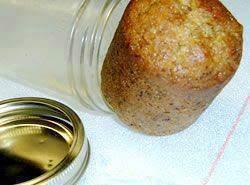 Banana Bread In Mason Jars Recipe