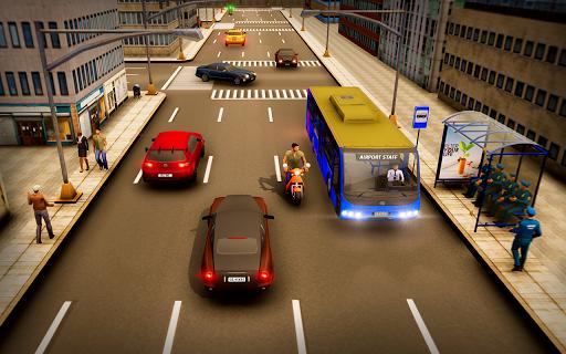 Airport Security Staff Police Bus Driver Simulator 1.0 screenshots 10