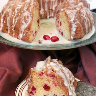 White Chocolate Cranberry Cake Recipes