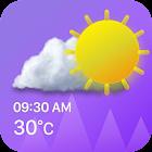 condiciones climáticas precisas icon