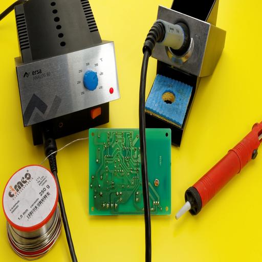 Soldering Electronics Tutorial Videos (app)