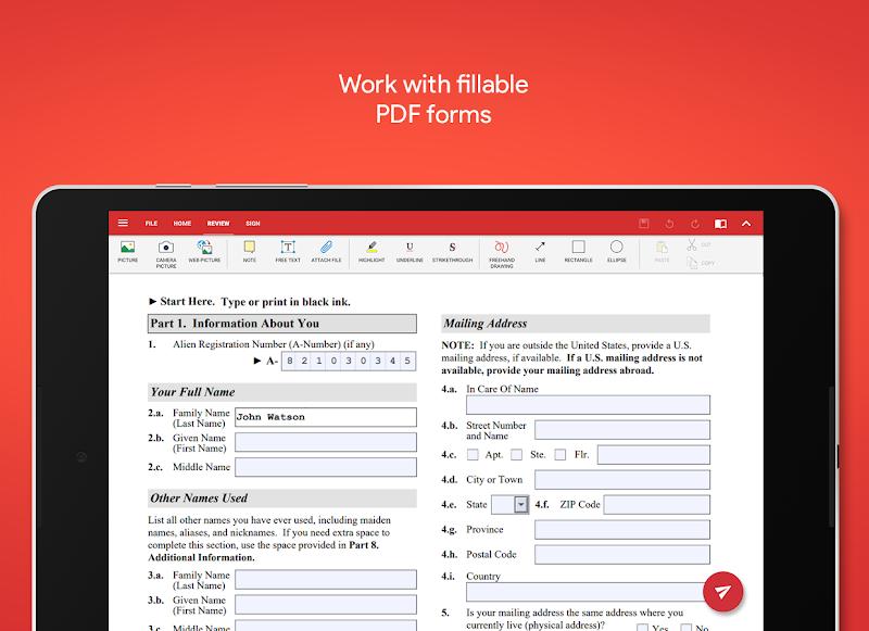 OfficeSuite Pro + PDF Screenshot 10