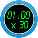 Recur: EMOM (Interval) Alarm Timer icon