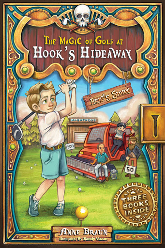 The Magic of Golf at Hook's Hideaway cover