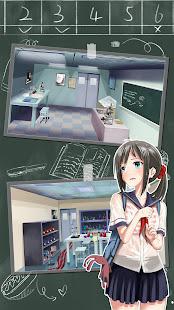 Prison Escape:Pretty Girl's High School Escape screenshot