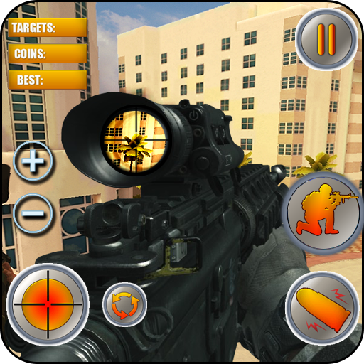Sniper Fury 3D Assassin gun shoot fps savaş oyunu APK