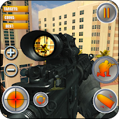 US Sniper Fury Assassin Shooter 3D Killer FPS Game