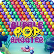 Bubble Shooter Summer Time Offline Classic Puzzle
