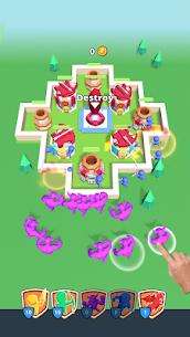 Tiny Clash Mod Apk (Unlimited Money + No Ads) 3