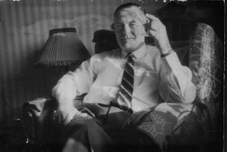 Photo: My father Johan H.J. Groeneweg