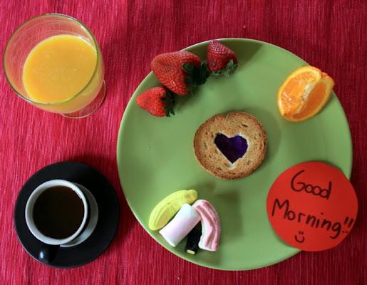 Buongiorno bell'anima...caffè? di Lisus