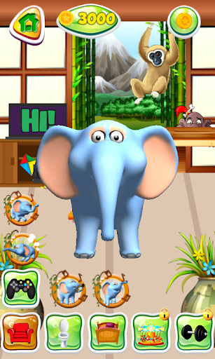 Talking Elephant 2.0 screenshots 2