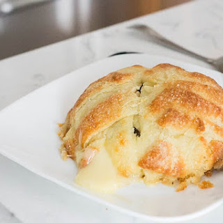 Baked Brie with a Keto Crust Recipe