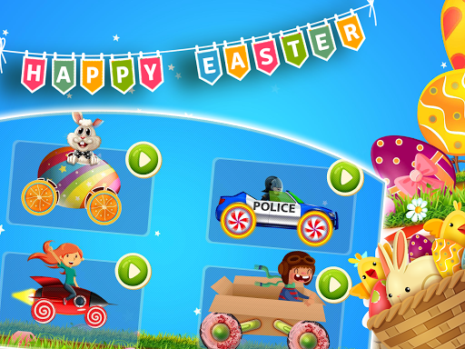 Easter Bunny Racing For Kids apkmind screenshots 9