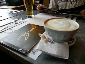 Photo: Mmm...latte