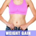 Gain Weight for Women and Men - Diet & Exercises icon