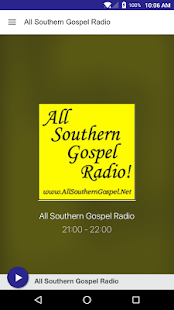 All Southern Gospel Radio- screenshot thumbnail