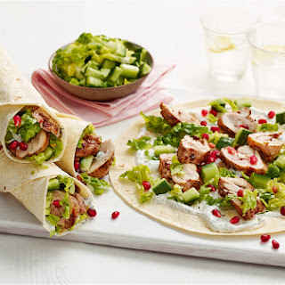 Ed'S 'Rain or Shine' Shawarmas Recipe