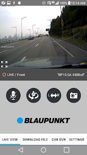 Blaupunkt DVR BP10.0A - náhled