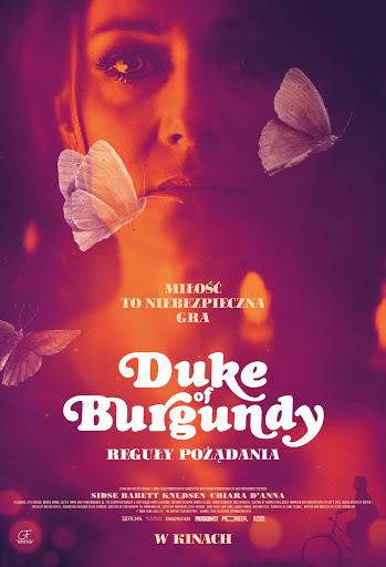 Polski plakat filmu 'Duke Of Burgundy. Reguły Pożądania'