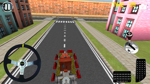 玩模擬App レアルトラック駐車場シミュレータ免費 APP試玩