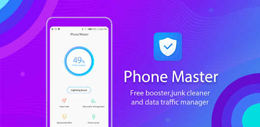 Phone Master - Booster, Junk Cleaner, Data Manager for PC