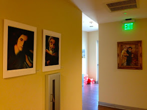 Photo: Artwork by Sydelle Sher At the Weissman Center