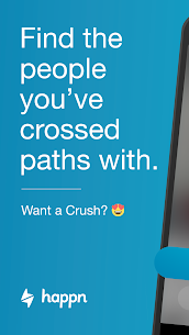 happn Local dating app 1