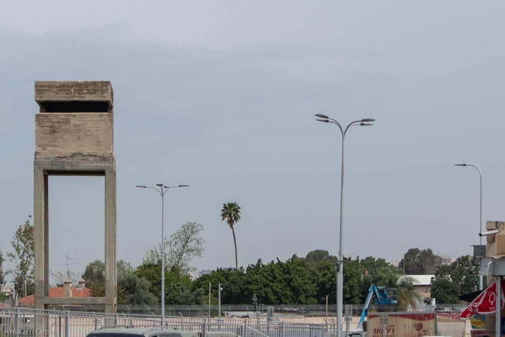 מגדל השמירה הצפוני, המשוחזר ושמור