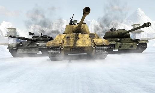 Tank Fury Blitz 2016 mod apk