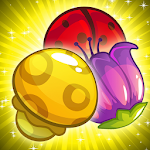 Sweet candies Match-3 icon