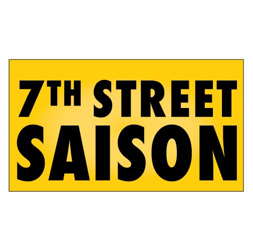 Logo of Indie 7th Street Saison