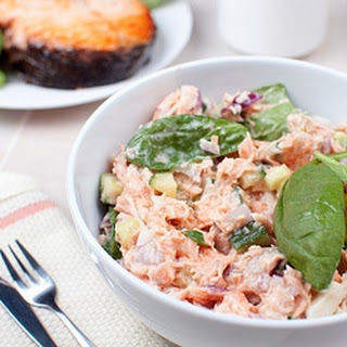 RecipeWild Salmon Salad.
