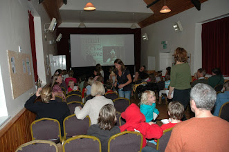 "Photo: The Priston Festival 2008 opened with a double bill of ""A Close Shave"" and ""The Aristocats"".© Owain Jones 2008"
